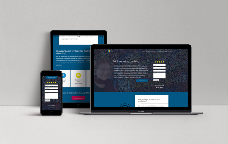 Elementor webdesign